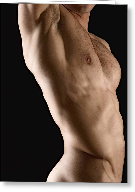 Javier Torso 1 Greeting Card