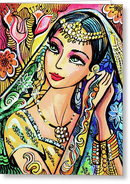 Jaya Greeting Card