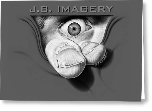 J.b. Imagery Greeting Card