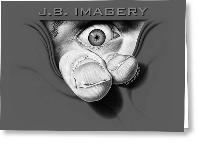 J.b. Imagery Greeting Card