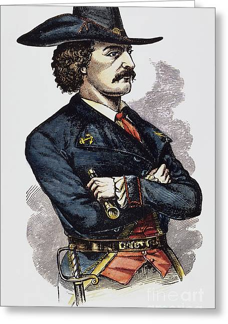Recently Sold -  - Pirates Greeting Cards - JEAN LAFITTE (c1780-c1826) Greeting Card by Granger