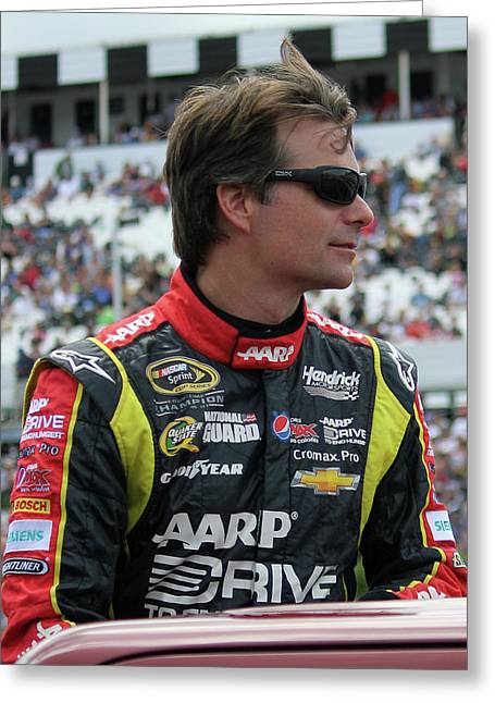 Jeff Gordon - 2013 Greeting Card