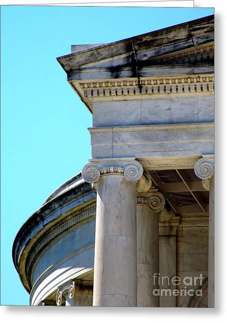 Jefferson Memorial 8 Greeting Card