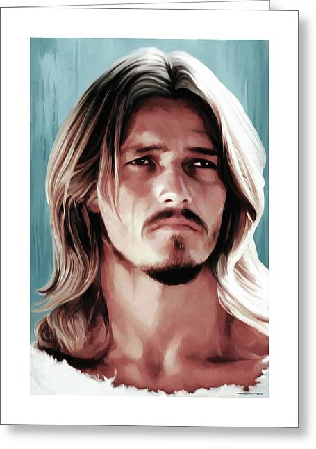 Jesus Christ Superstar Greeting Card