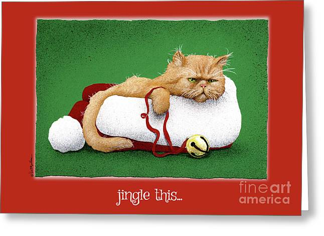 Jingle This... Greeting Card