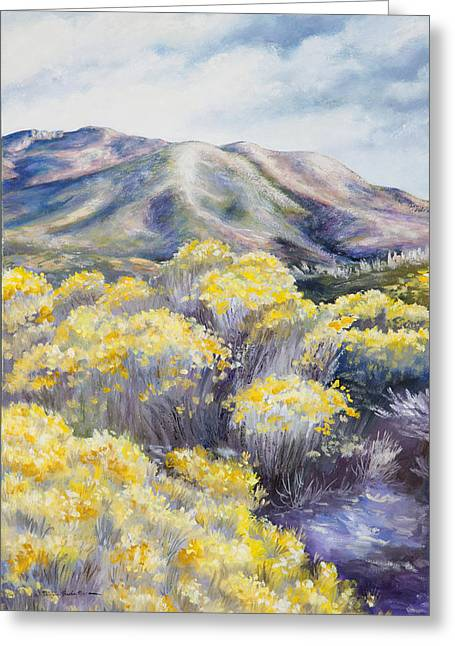John Day Valley II  Greeting Card