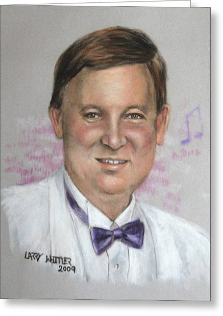 John Leschak Greeting Card
