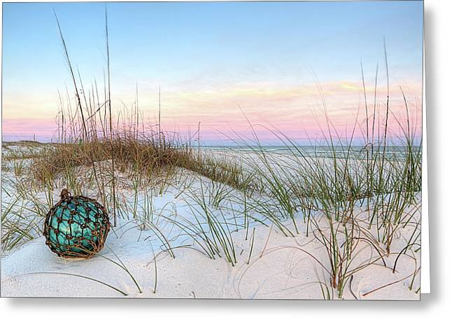 Greeting Card featuring the photograph Johnson Beach by JC Findley