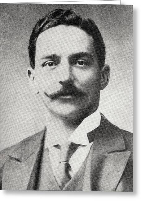 Joseph Bruce Ismay, 1862 Greeting Card