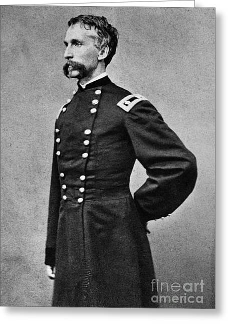 Joshua L. Chamberlain Greeting Card