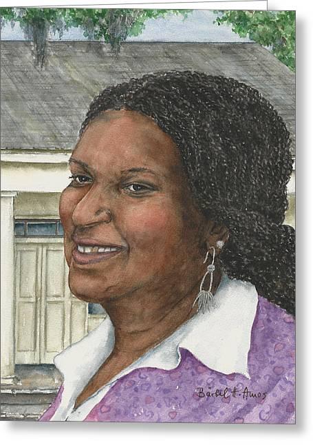 Joyce Greeting Card