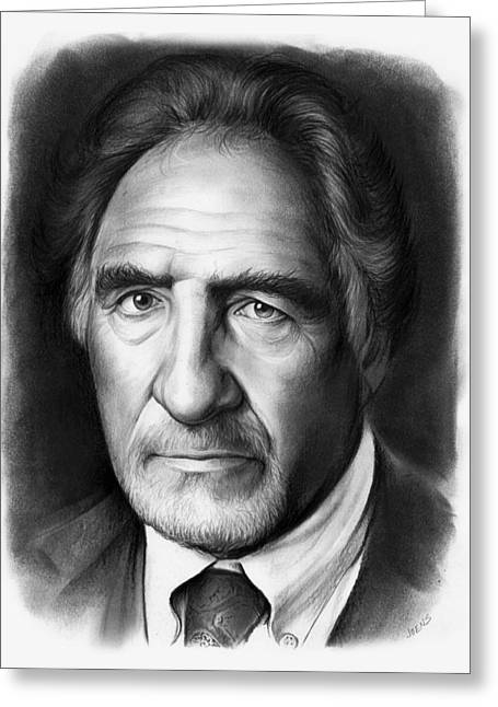 Judd Hirsch Greeting Card