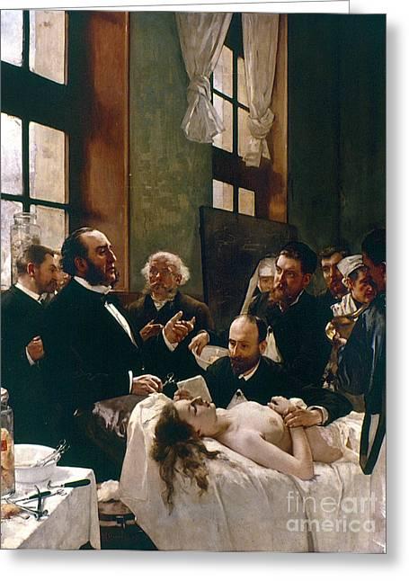 Jules Emile Pean (1830-1898) Greeting Card by Granger