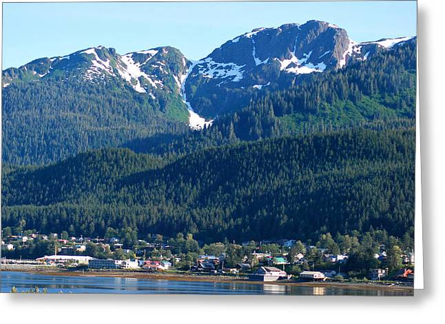 Juneau Greeting Card