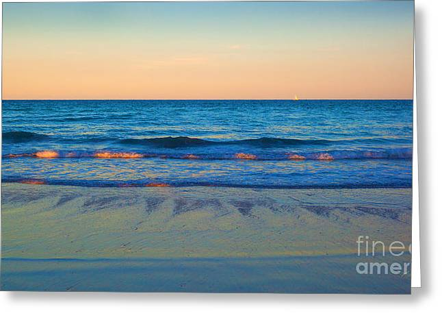 Greeting Card featuring the photograph Just A Dream And The Wind by Michelle Wiarda