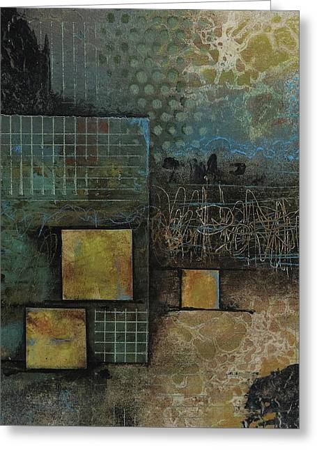 Just Embrace It  Greeting Card by Laura Lein-Svencner