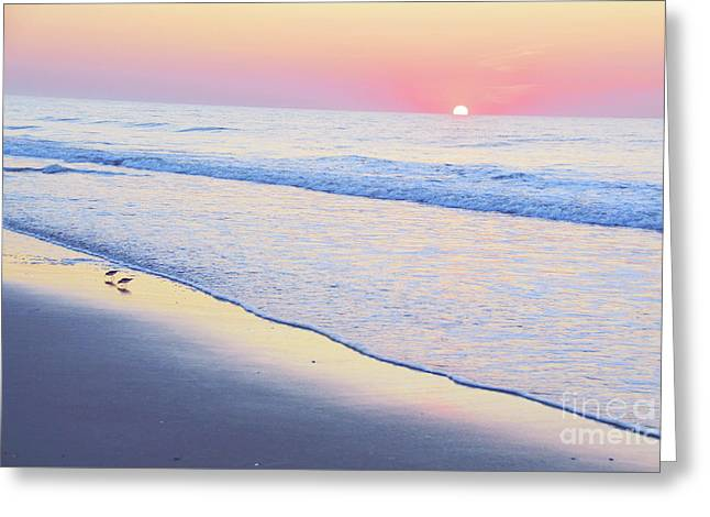 Just The Two Of Us - Jersey Shore Series Greeting Card