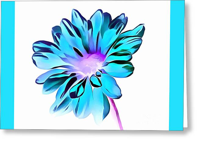 Just To See You Smile Greeting Card by Krissy Katsimbras