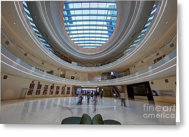 Jw Marriott Minneapolis Mall Of America IIi Greeting Card by Wayne Moran