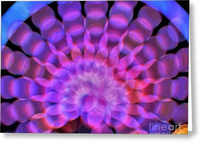 Kaleidoscope5 Greeting Card