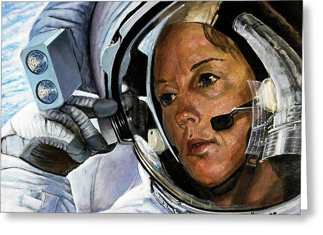 Kathy Thornton- Sts 61 Greeting Card