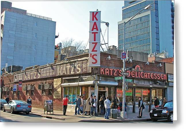 Katz's Greeting Card