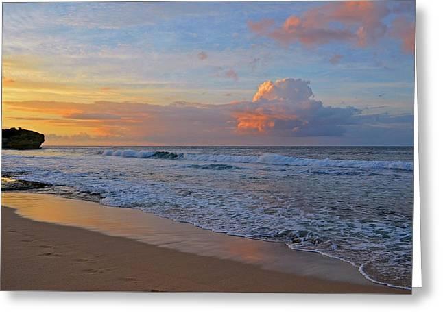 Kauai Morning Light Greeting Card