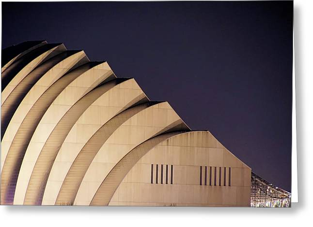 Kauffman Center For The Performing Arts Greeting Card