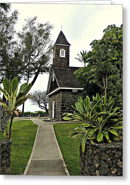 Keawala'i Congregational Church Greeting Card