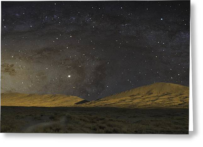 Kelso Dunes One Greeting Card