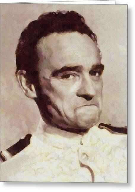 Kenneth Connor, Carry On Actor Greeting Card