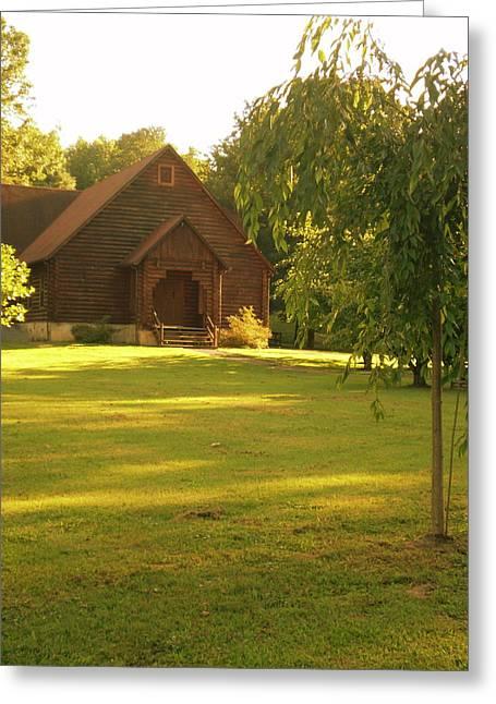 Kentucky Church Greeting Card