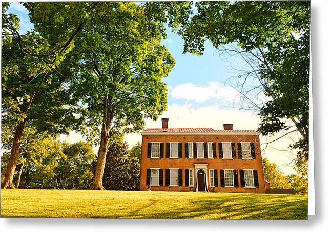 Kentucky Home  Greeting Card