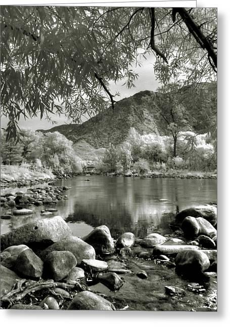 Kern River Park Greeting Card