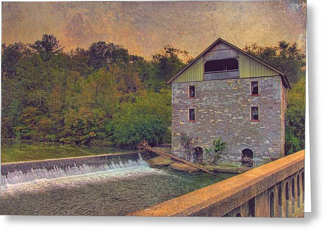 Kern's Mill Greeting Card