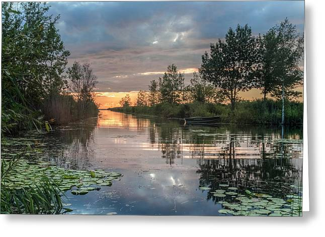 Kettle Point - Canada Greeting Card