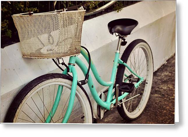 Keycycle Greeting Card by JAMART Photography