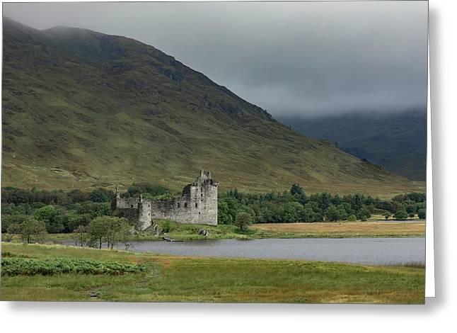 Kilchurn Castle - Scotland Greeting Card