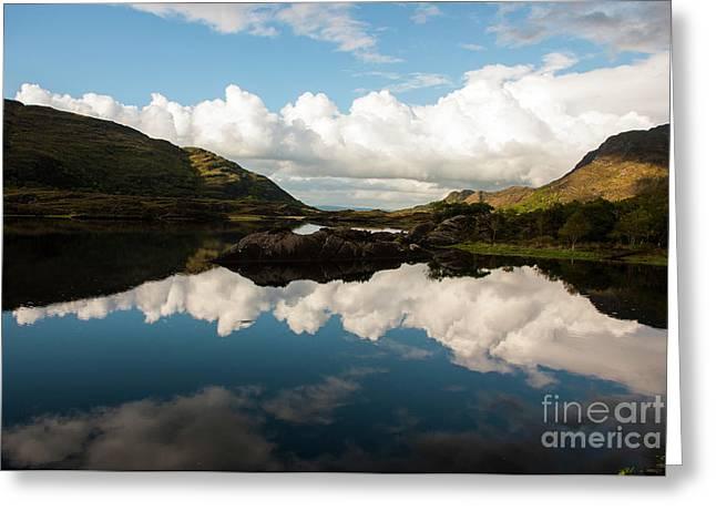 Killarney - Kerry Greeting Card by Joe Cashin