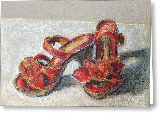 Kingdom Shoes Greeting Card