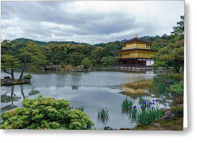 Kinkaku-ji Greeting Card