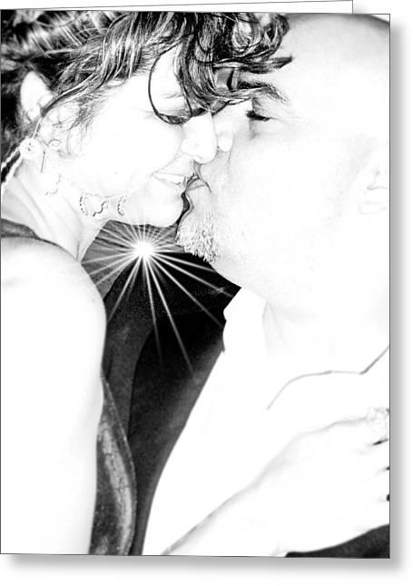 Kissesssssss...... Greeting Card