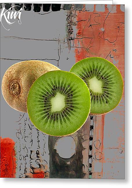 Kiwi Collection Greeting Card