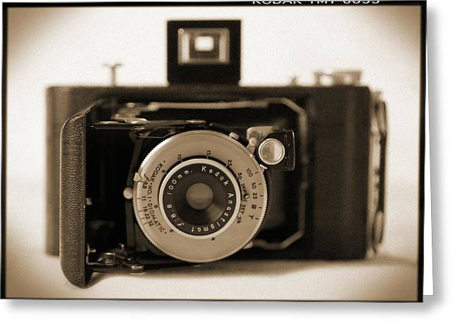Kodak Diomatic Greeting Card by Mike McGlothlen