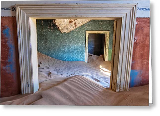 Kolmanskop 1 Greeting Card