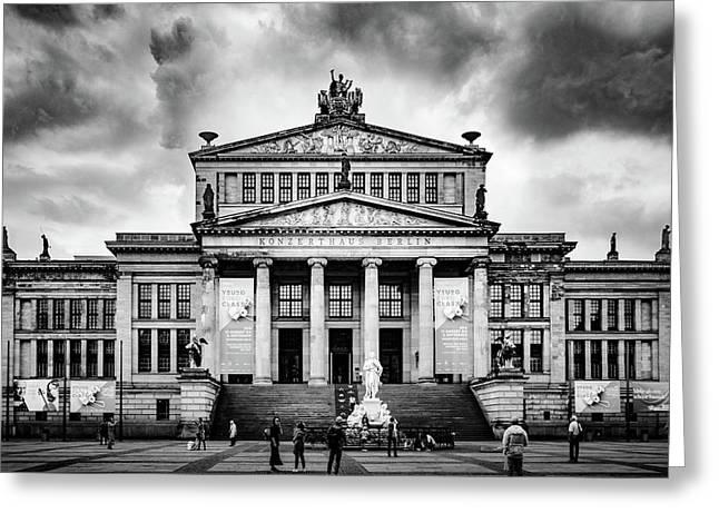 Konzerthaus Berlin Greeting Card