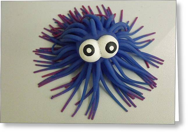 Koosh Greeting Card