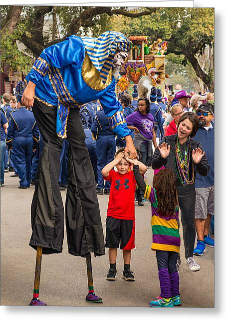 Krewe Of Thoth Greeting Greeting Card