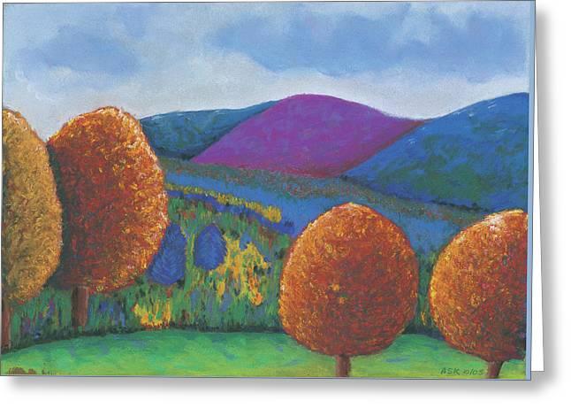 Kripalu Autumn Greeting Card