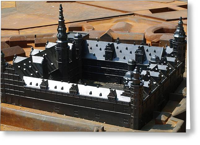Greeting Card featuring the photograph Kronborg Slot by Michael Canning